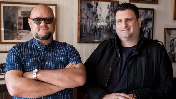Joe Pavlovich and Alasdair France buy Bondi Trattoria - Photography courtesy of Hospitality Magazine